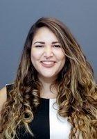 A photo of Cristina, a tutor from FAU Honors