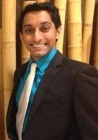 A photo of Mayur, a tutor from Emory