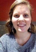 A photo of Betsy, a tutor from University of Kansas