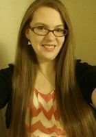 A photo of Sarah, a tutor from Tarleton State University