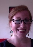 A photo of Rhona, a tutor from Mercyhurst University
