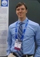 A photo of Nicholas, a tutor from St. Mary's College of Maryland