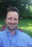 A photo of Aaron, a tutor from Elon University