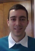 A photo of Mike, a tutor from Washington State University