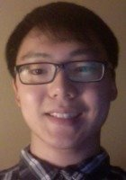 A photo of Seung-Jun, a tutor from The Ohio State University