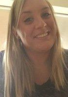 A photo of Kaleena, a tutor from Penn State University