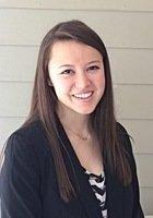 A photo of Keiko, a tutor from University of Kansas