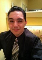 A photo of Joshua, a tutor from Seton Hall University