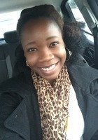 A photo of LaJeanne, a tutor from Virginia Commonwealth University