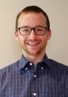 A photo of Ryan, a tutor from Luther College