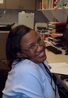 A photo of Aprill, a tutor from Hampton University