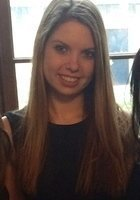 A photo of Stephanie, a tutor from Columbia University in the City of New York