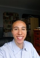 A photo of Benjamin, a tutor from CUNY City College