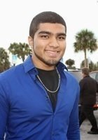 A photo of Mohammad Ali, a tutor from University of Florida