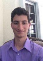 A photo of Zachary, a tutor from Boston University