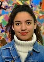 A photo of Sarah-Nicole, a tutor from Wesleyan University
