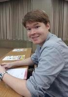 A photo of Colin, a tutor from Washington University in St Louis
