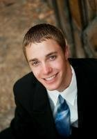 A photo of Kyle, a tutor from Brigham Young University