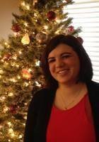 A photo of Alyssa, a tutor from Pacific Lutheran University