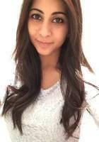 A photo of Amna, a tutor from Hofstra University