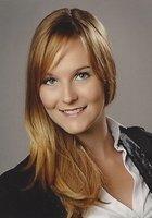A photo of Lisa, a tutor