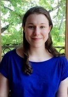 A photo of Laura, a tutor from Franklin and Marshall College