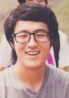 A photo of Jun Ho, a tutor from University of California-Berkeley