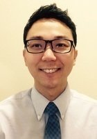 A photo of Simon, a tutor from University of Washington