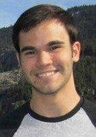 A photo of Aleksandar, a tutor from Washington University in St Louis