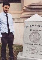 A photo of Mason, a tutor from University of Arkansas