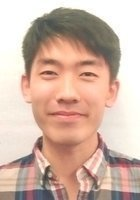 A photo of Shun, a tutor from Brown University