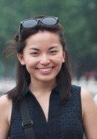 A photo of Li, a tutor from Northwestern University