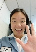 A photo of Tam, a tutor from Widener University