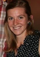 A photo of Abby, a tutor from University of New Hampshire