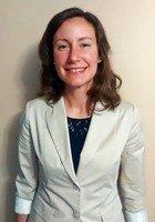 A photo of Mary, a tutor from Saint Mary's University of Minnesota