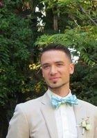 A photo of Aaron, a tutor from La Sierra University