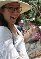 A photo of Sarah, a tutor from University of North Carolina at Wilmington