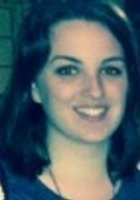 A photo of Kristen, a tutor from Monmouth University