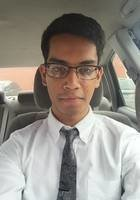 A photo of Muktasid, a tutor from St. John's University