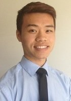 A photo of Justin, a tutor from University of California-San Diego