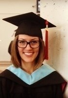 A photo of Carly, a tutor from Westminster Choir College of Rider University