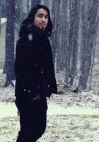 A photo of Neehad, a tutor from Stony Brook University