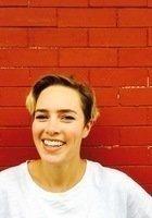 A photo of Julia, a tutor from CU Boulder