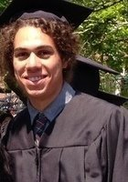 A photo of Leo, a tutor from Brown University