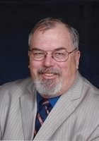 A photo of Bill, a tutor from Black Hills State University