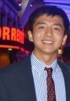 A photo of Jiwu, a tutor from University of Michigan
