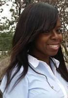 A photo of Eva, a tutor from University of Central Oklahoma