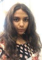A photo of Natasha, a tutor from Johns Hopkins