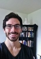 A photo of Justin, a tutor from Community College of Allegheny County