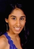 A photo of Roshni, a tutor from Rensselaer Polytechnic Institute